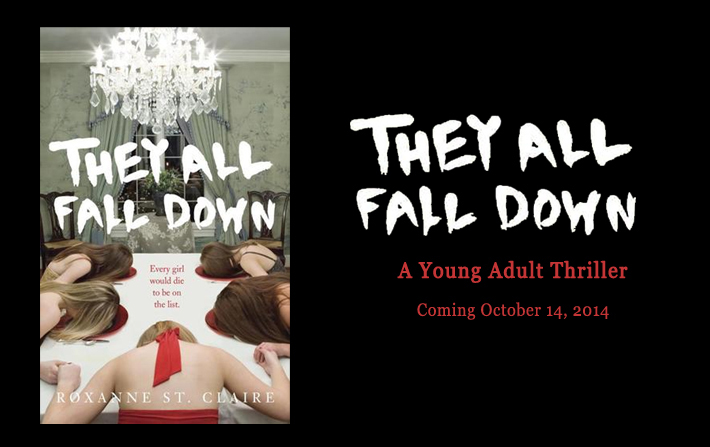 Qa With Roxanne St Claire Author Of They All Fall Down Giveaway