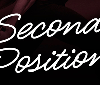 SECOND POSITION by Katherine Locke — Cover Reveal, Excerpt & Giveaway