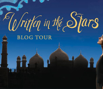 Q&A with Aisha Saeed, Author of the WRITTEN IN THE STARS — Plus Giveaway