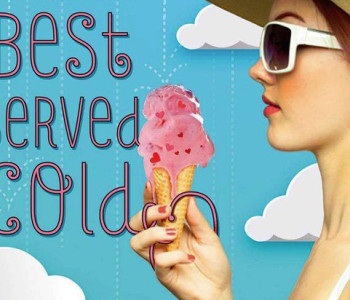 REVENGE, ICE CREAM, AND OTHER THINGS BEST SERVED COLD by Katie Finn – A Review