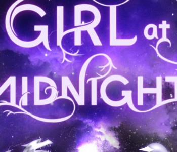 Review + Giveaway for THE GIRL AT MIDNIGHT by Melissa Grey