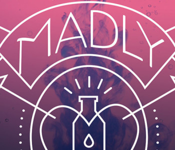 MADLY by Amy Alward Cover Reveal and Giveaway
