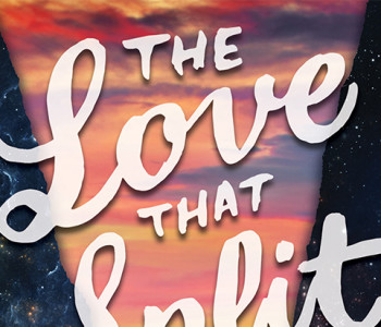 Cover Reveal — THE LOVE THAT SPLIT THE WORLD by Emily Henry