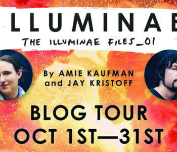 Tour Stop: A Review of ILLUMINAE by Amie Kaufman and Jay Kristoff