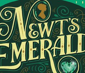 Once Upon A GIF – DNF Review of NEWT'S EMERALD by Garth Nix