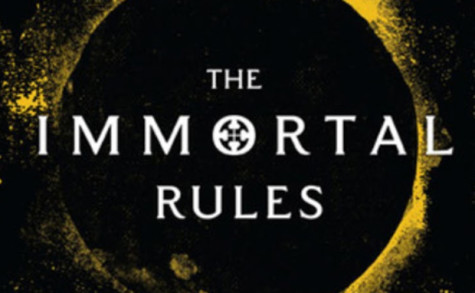 THE IMMORTAL RULES by Julie Kagawa — A Review