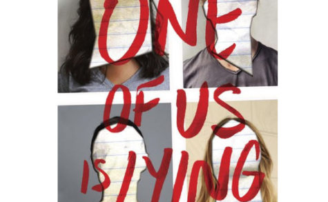 ONE OF US IS LYING by Karen M. McManus (WoW #319)
